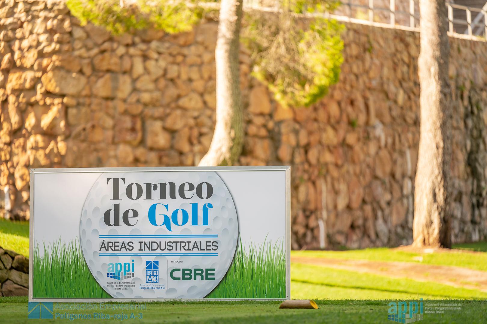Torneo de Golf Áreas Industriales (Appi- Rib A3)