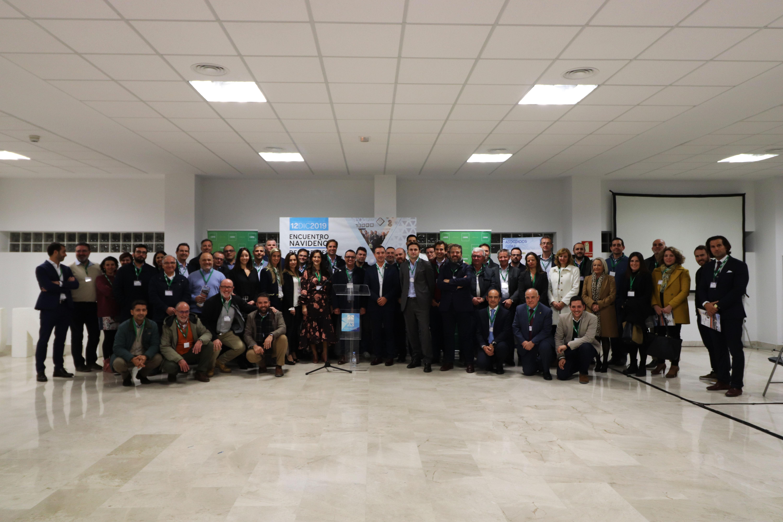 Encuentro Navideño de Gerentes y Alcalde de Riba-roja 2019